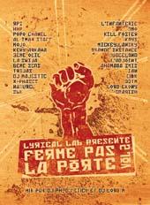 Lyrical Lab Presente : Ferme Pas La Porte Vol2