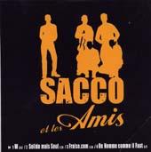 Sacco Et Les Amis : Ep