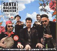 Santa Macairo Orkestar : Novo Bal