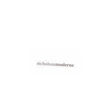 Nicholson : Moderne