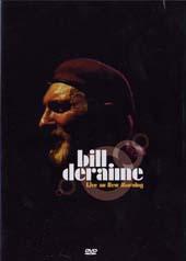 Bill Deraime : Live Au New Morning / DVD