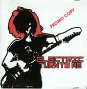 ELECTRIC TURN TO ME : EP