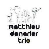 Mathieu Donarier Trio : Live Forms