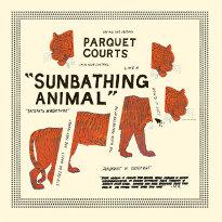 Parquet Courts : Sunbathing Animal