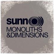 Sunn O))) : Monoliths & Dimensions