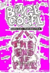 Binge Cogel : The End Of Pink (sp. Hatepinks) / Livre