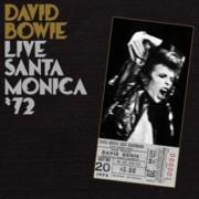 David Bowie : Live Santa Monica '72