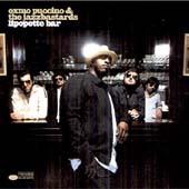 Oxmo Puccino & the Jazzbastard : Lipopette Bar