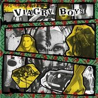 Viagra Boys : Consistency Of Energy / Call Of The Wild