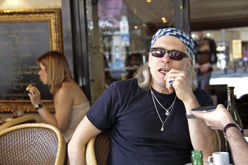 Entretien avec Elliott Murphy à propos de l'album Aquashow Deconstructed en concert
