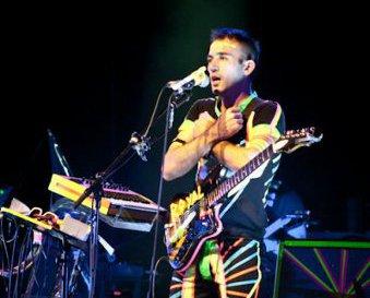Sufjan Stevens + Dm Stith en concert