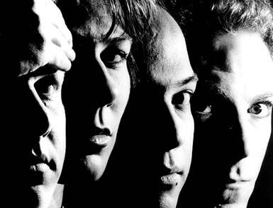 Pixies (Rock en Seine 2005) en concert
