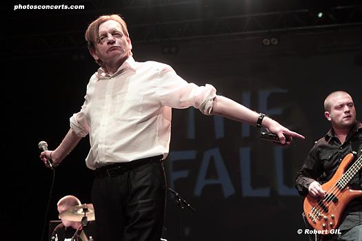 The Fall + OOIOO + Cheveu + I Apologize (Festival Villette Sonique 2011) en concert