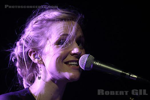 Agnes Obel + Florent Marchet + Gaëtan Roussel + Other Lives + Balthazar (PIAS Nite, Festival des Inrocks 2011) en concert