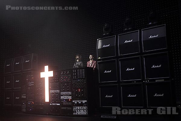 Justice + Ed Banger All Star en concert