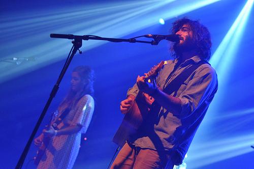 Angus & Julia Stone + Steve Smyth  en concert
