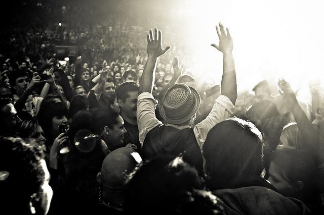 Ben l'Oncle Soul en concert