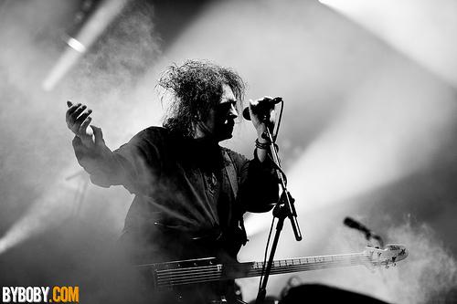EUROCKEENNES 2012 - JOUR 2 : The Cure, Justice, Kavinsky, Miike Snow, Django Django, Electric Guest, Sallie Ford en concert