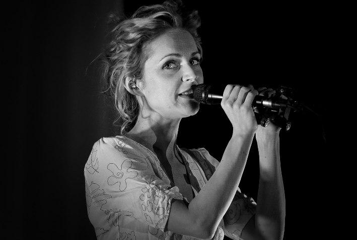 Agnes Obel (Festival Europavox 2017) en concert