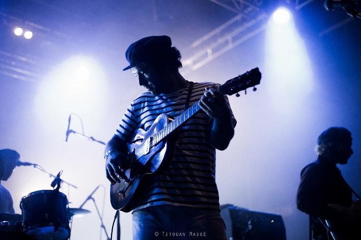 Allah-Las + Andy Shauf + Alex Cameron (La Route du Rock Collection Eté 2017) en concert