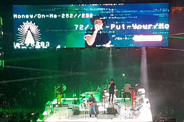 Arcade Fire + Preservation Hall Jazz Band (Infinite Content Tour 2018) en concert