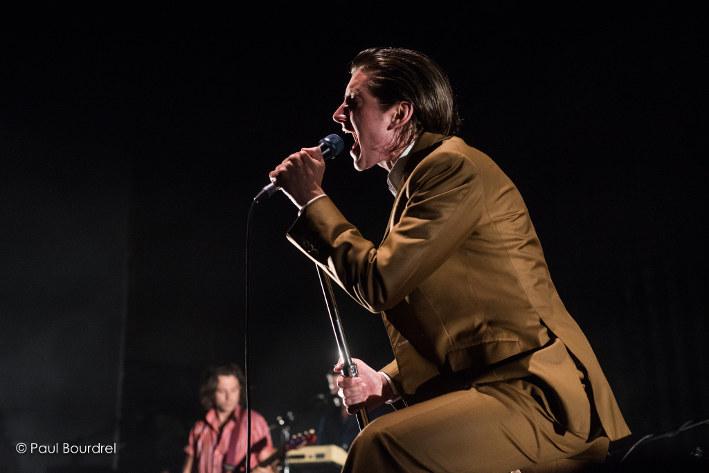 Arctic Monkeys (Les Nuits de Fourvière 2018) en concert