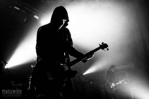 Black Rebel Motorcycle Club + Dead Combo en concert