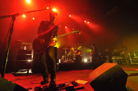 Black Rebel Motorcycle Club + Zaza en concert