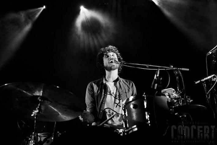 Barbagallo + Matt Low en concert