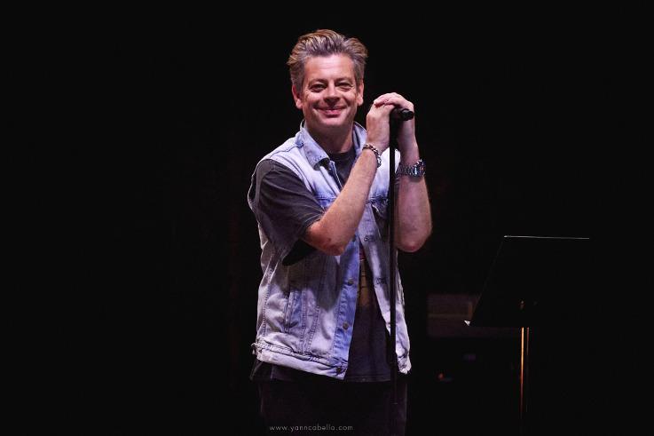 Benjamin Biolay (Grand Gaou Festival 2021) en concert