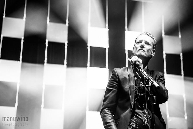 Interview de Bertrand Belin à propos de l'album Persona et de ses collaborations avec les Liminanas et L'Epée en concert