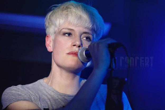 Entretien avec Chloé Raunet du groupe C.A.R. à l'occasion de la parution de son album My Friend en concert