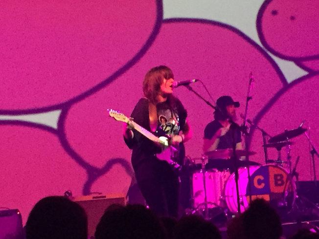 Courtney Barnett en concert