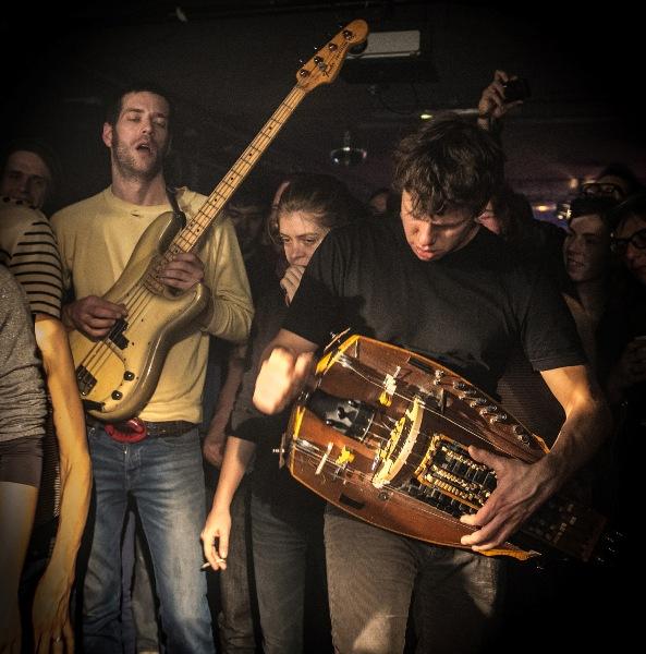Festival Nuit d'Hiver #12- Fuego-Le Réveil des Tropiques-France en concert