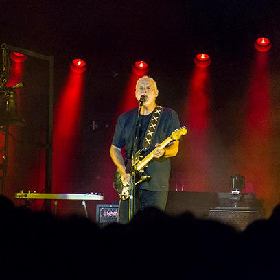 David Gilmour (Festival de Nîmes 2016) en concert