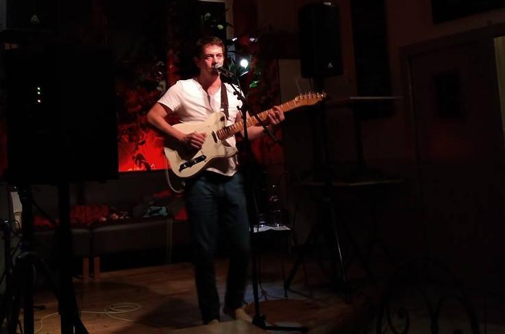 David Lafore en concert
