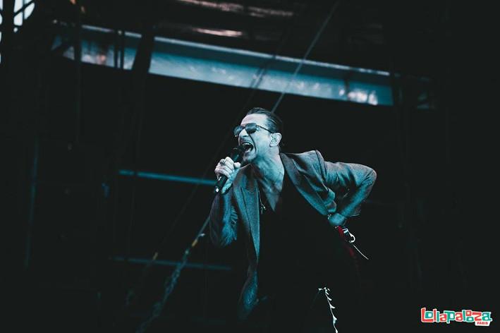 Depeche Mode, Kasabian, BRMC, Fidlar, Kaleo... (Festival Lollapalooza Paris 2018) en concert