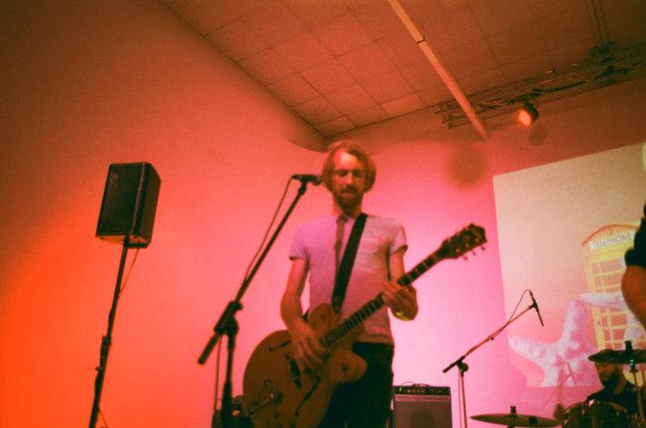 Dragon Rapide + Woody Murder Mystery + Adam Wood (Freemount Party volume 2) en concert