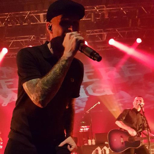 Dropkick Murphys + Slapshot + Skinny Lister en concert