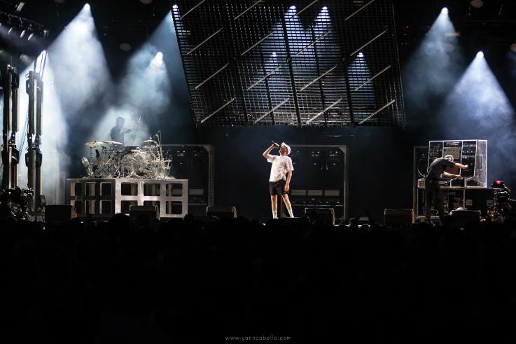 Eddy de Pretto (Festival Europavox 2019) en concert