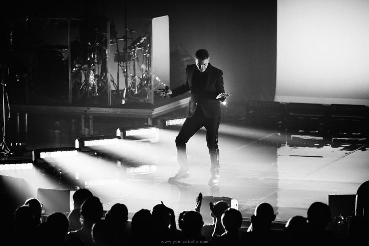 Etienne Daho (EdenDahoTour) en concert