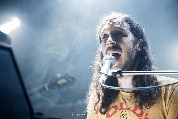 Forever Pavot (Trans Musicales de Rennes 2014) en concert