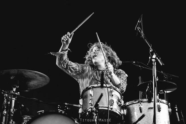 Thurston Moore, Fuzz, Wand, Timber Timbre, Algiers, The Notwist, Sun Kil Moon (La Route du Rock Collection été 2015) en concert