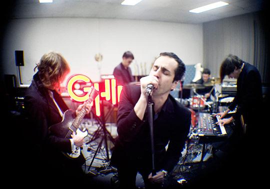 Ghinzu + Soldout en concert