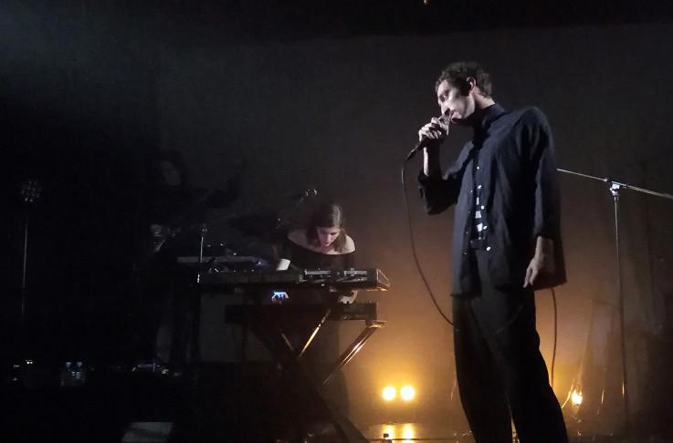 Grand Blanc + Octobre Novembre en concert