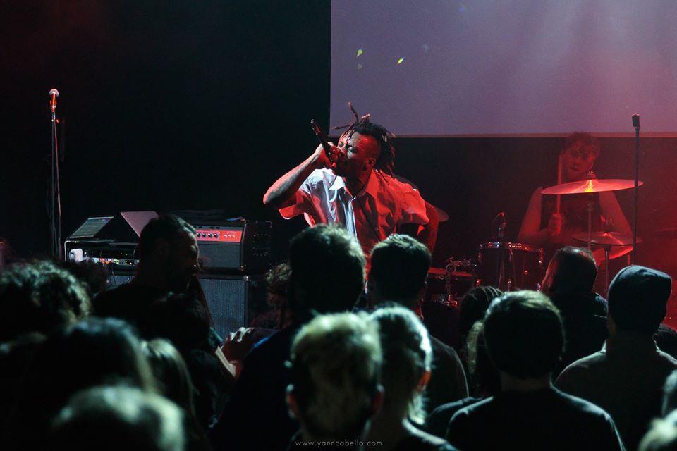 Ho99o9 + 404 en concert