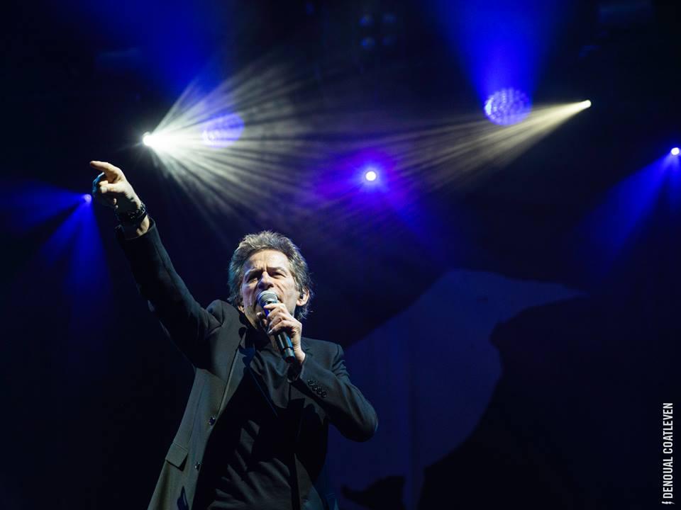 Hubert-Félix Thiéfaine (Printemps de Bourges 2019) en concert