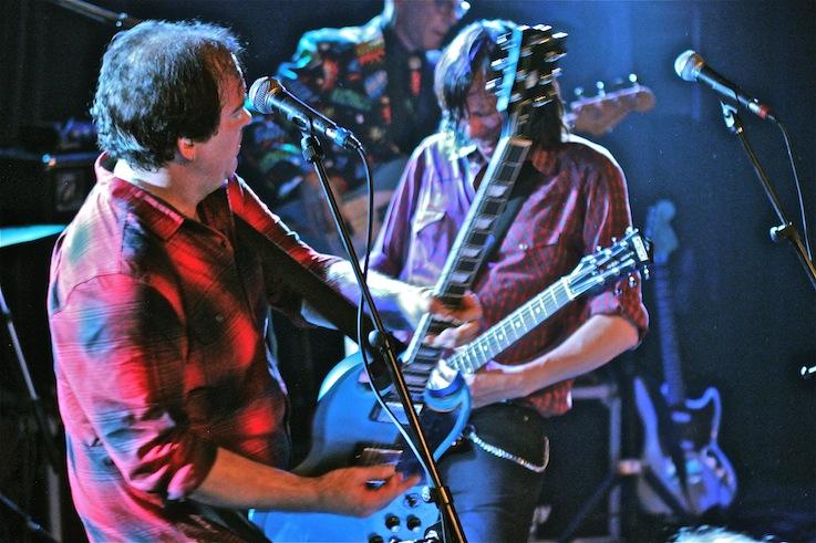 The Posies (30th anniversary tour) en concert