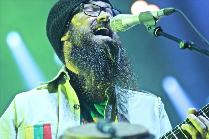 Groundation, Danakil, Protoje, The Skints  (Baco Reggae Festival) en concert