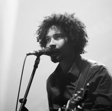 Imarhan (Trans Musicales de Rennes 2015) en concert
